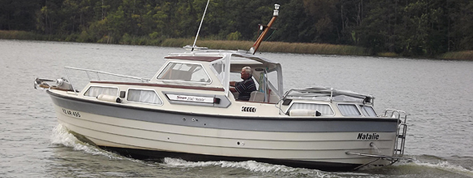Motoryacht Typ Saga - Details